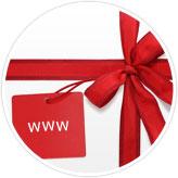 Бонус - продающий мини-сайт бесплатно